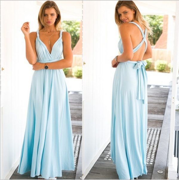 שמלת אינפיניטי 20 ב-1