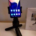 חצובה חכמה לסמרטפון 360 מעלות! photo review